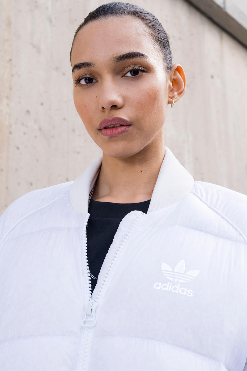 adidas Originals Superstar Pure Jacket White Unisex