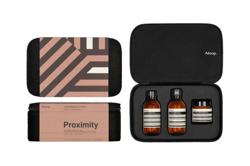 """Aesop """"The Enigmatic Mind"""" Holiday Gift Kits Fragrance Skincare Pamper Beauty"""