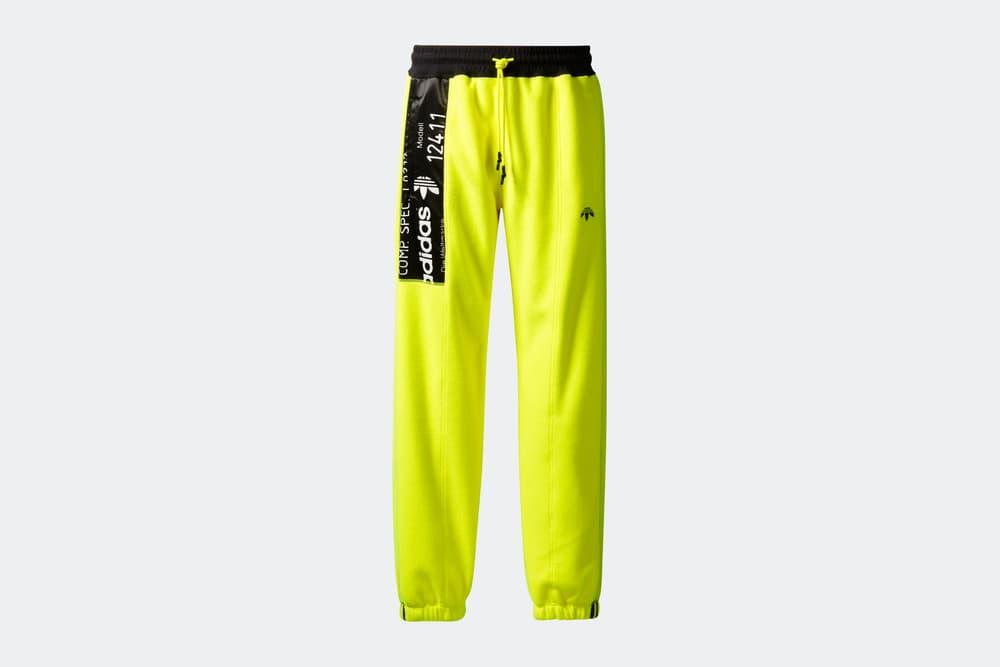 Alexander Wang adidas Originals Season 2 Drop 3 Collection Shoes Jacket Trackpants Tracksuit Wang Full Collection All Pieces Collaboration