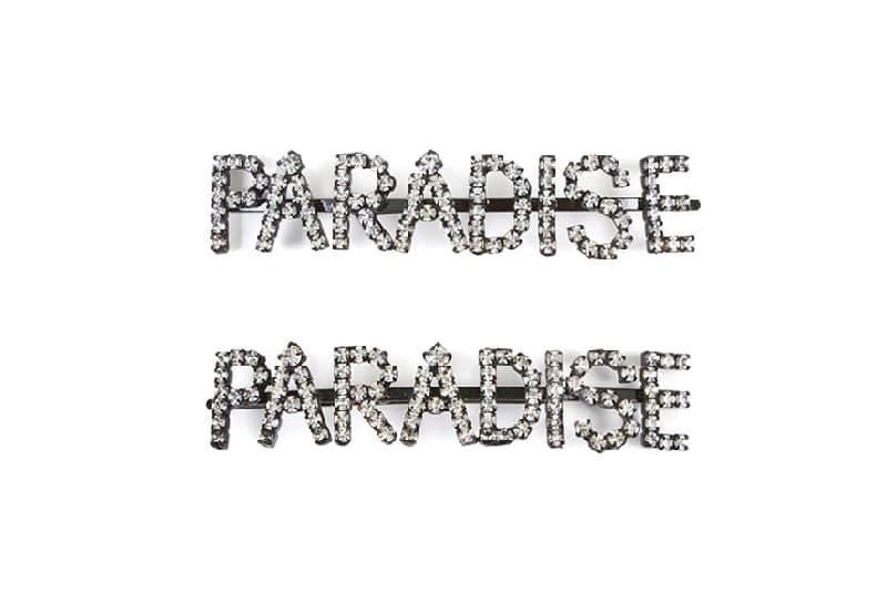 Ashley Williams Paradise Paranoia Hair Pin Crystal