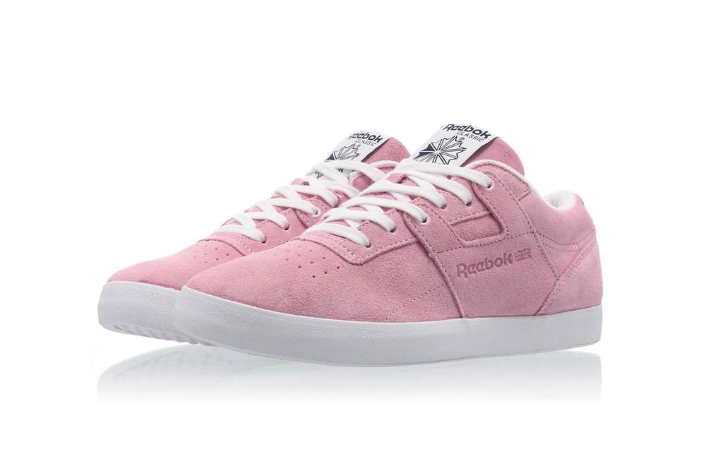 BILLY's Reebok Workout Clean FVS Blushy Pink