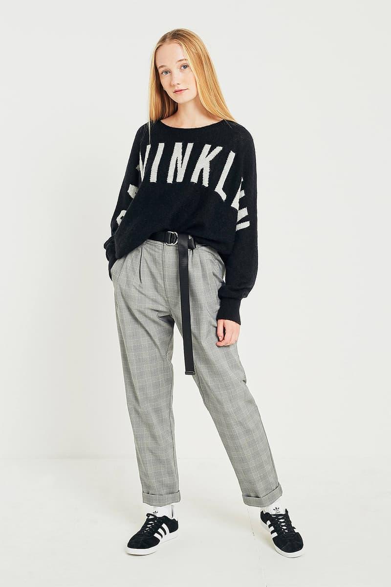 Calvin Klein Jeans Dolman Sleeve Logo Jumper