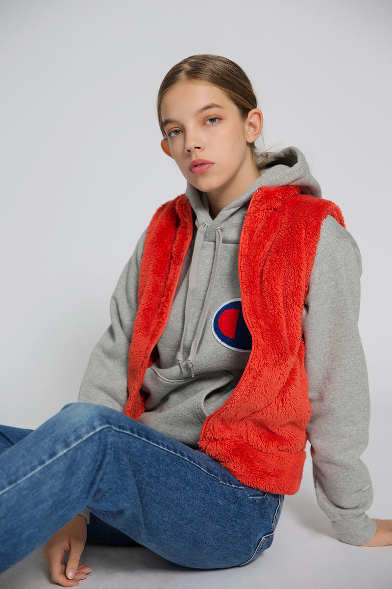 Champion Japan Fall/Winter 2017 Lookbook Collection