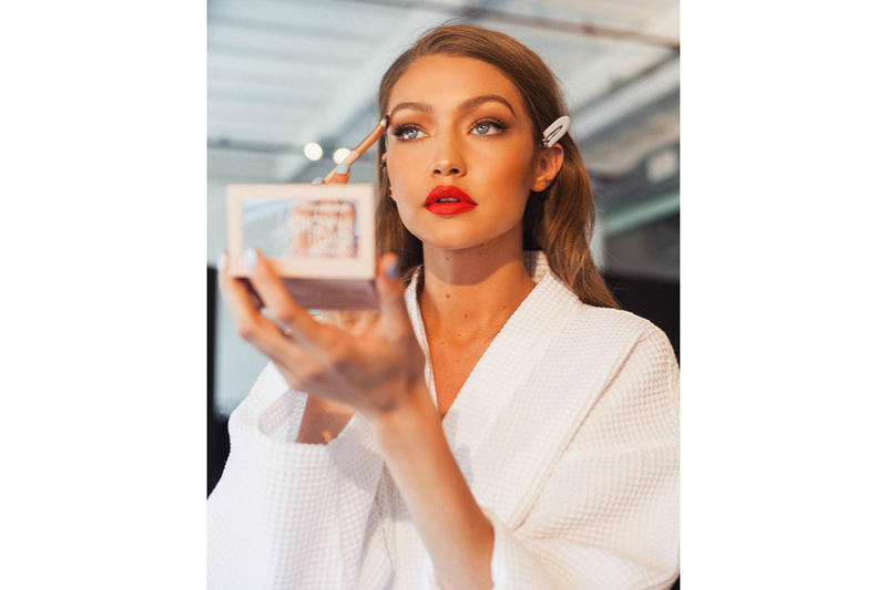 Gigi Hadid Maybelline Jetsetter Palette October 13 Makeup Collaboration