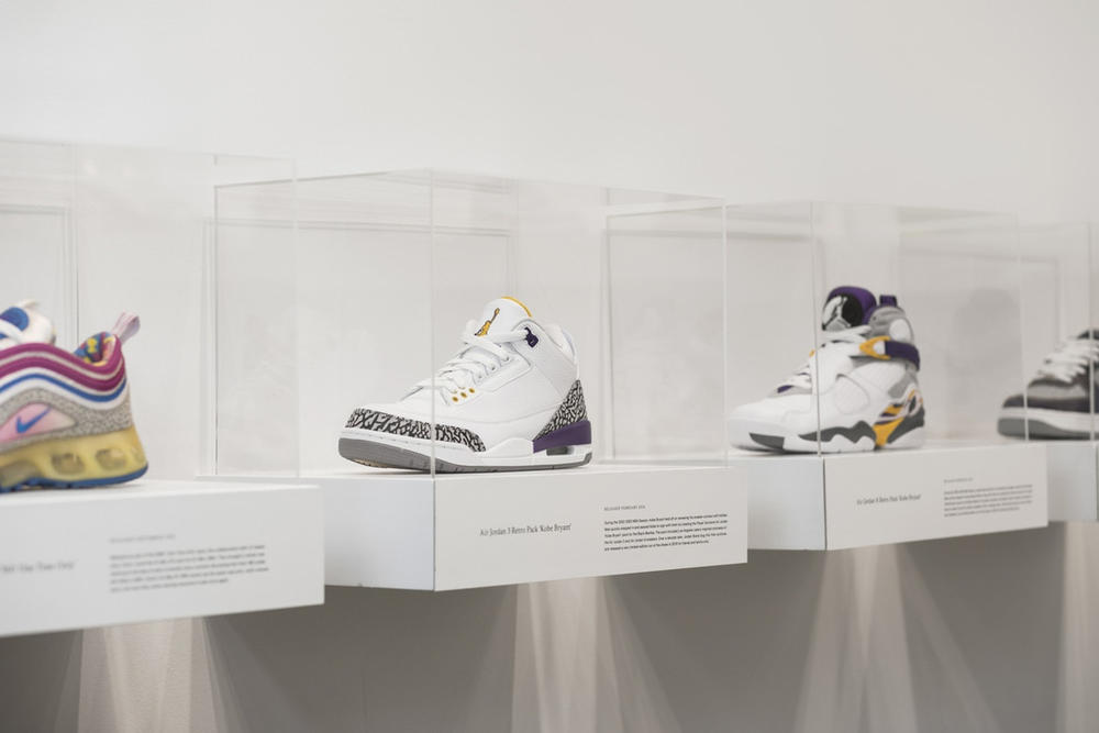GOAT The Greatest Pop Up Gallery Sneaker App Los Angeles