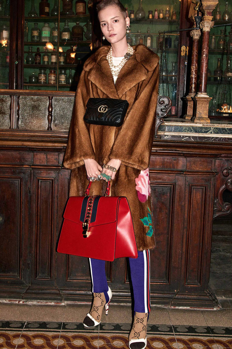 Gucci Fur PETA Banned Animal Cruelty Revolution Modern Fur-Ban
