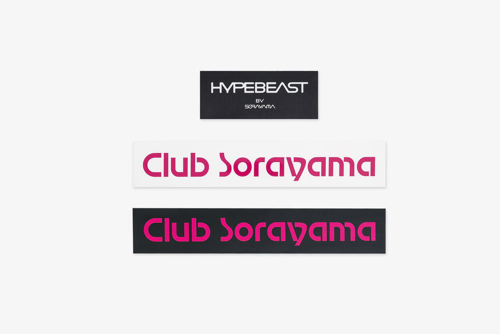 CLUB SORAYAMA Hajime Sorayama HBX HBXWMN Artist Pop Up Capsule Collection Collaboration Drop One Robot Color Futuristic