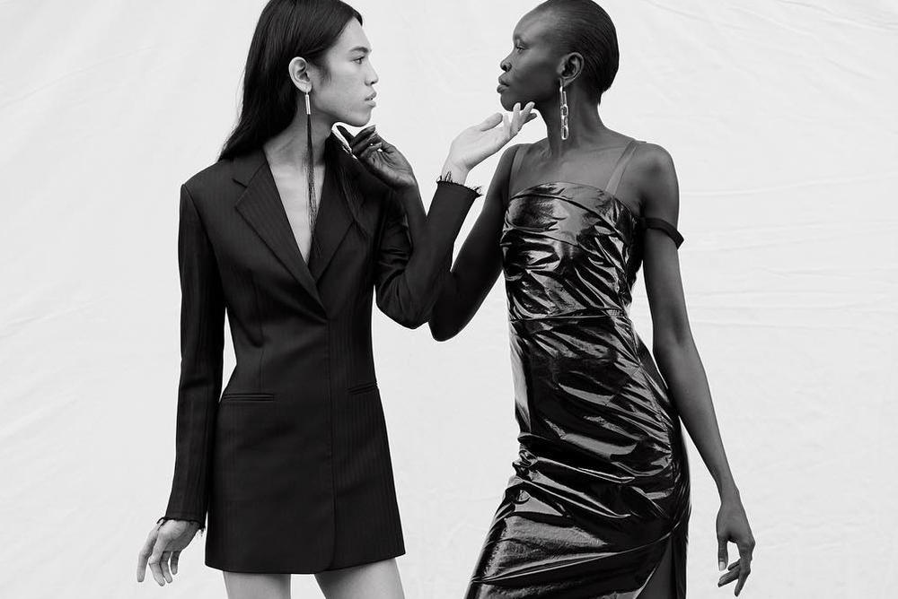 Helmut Lang Fall 2017 Collection