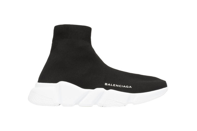 ff2b5f913686 Balenciaga Speed Trainer Surprise Restock Shoe Sneaker Sock Silhouette  Iconic Popular Streetwear Style