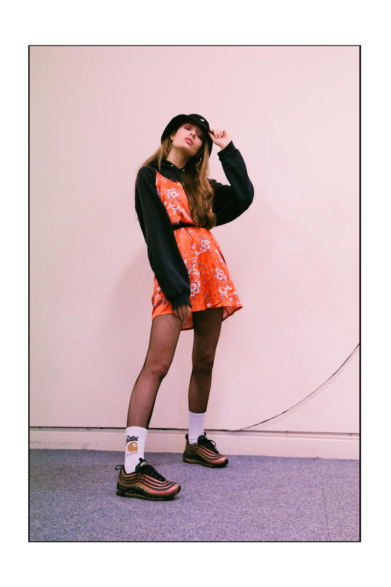 HYPEBAE Exclusive Fashion Editorial Champion Nike Supreme Bape Gosha Undercover Photography Street Style Streetwear