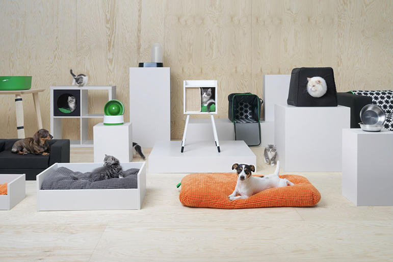 IKEA Lurvig Furniture Collection Pets Accessories