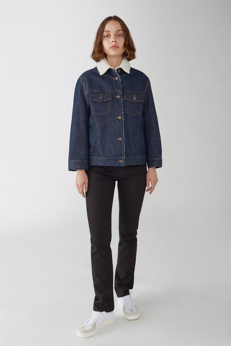 Jeanerica scandi stockholm sweden denim brand label