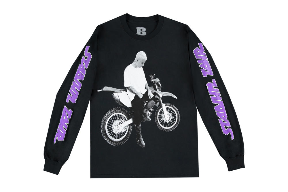 Justin Bieber Stadium Merch Merchandise Forever 21 Fashion Collection Collaboration