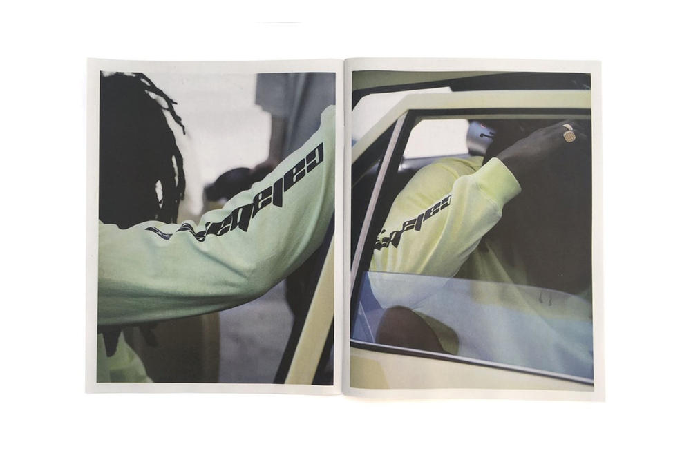 Kanye West Calabasas Collection 2 Zine
