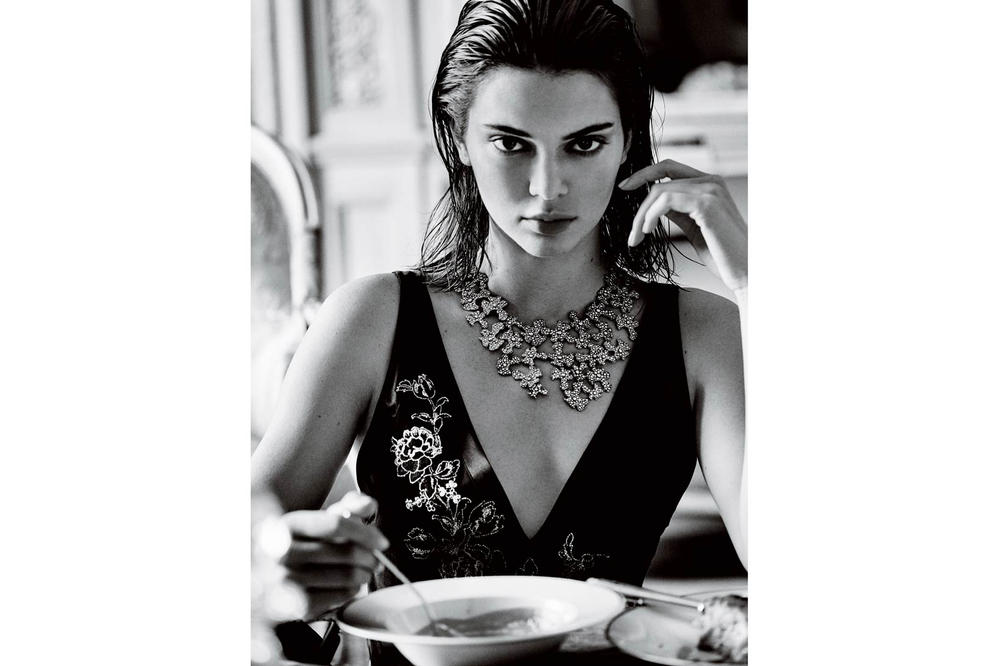 Kendall Jenner Vogue 2017 November Jewelry Editorial
