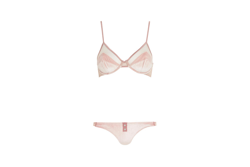 Kendall Kylie Jenner 2017 Lingerie Collection Topshop