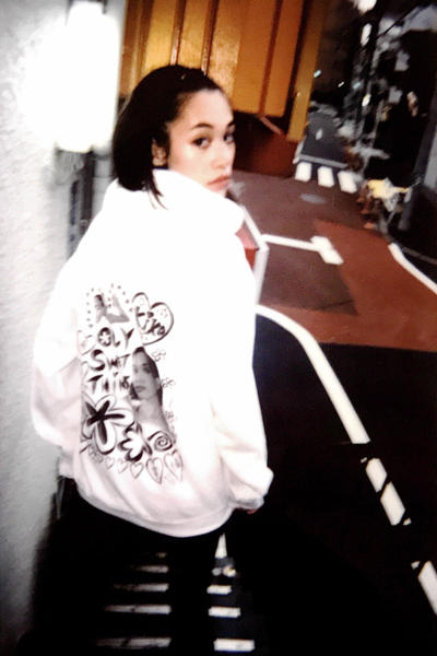 Kiko Mizuhara Web Store Merch Clothing Line Office OK Hoodie Tshirt Cap