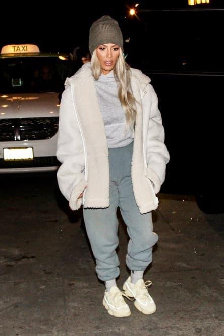 Kim Kardashian YEEZY BOOST 700 Wave Runner White