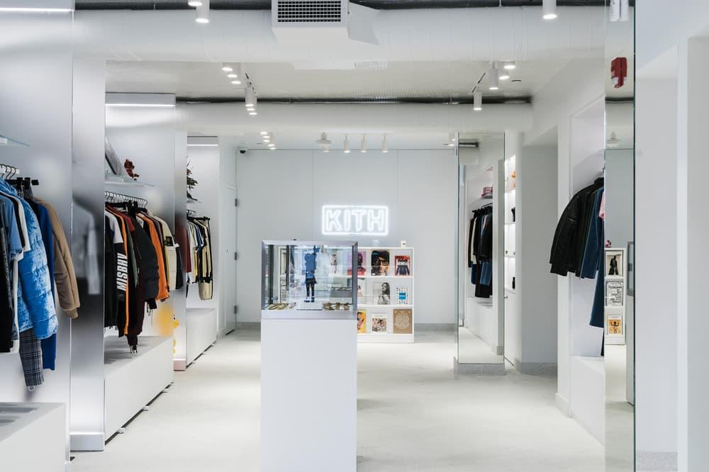 KITH Lafayette New York City Store