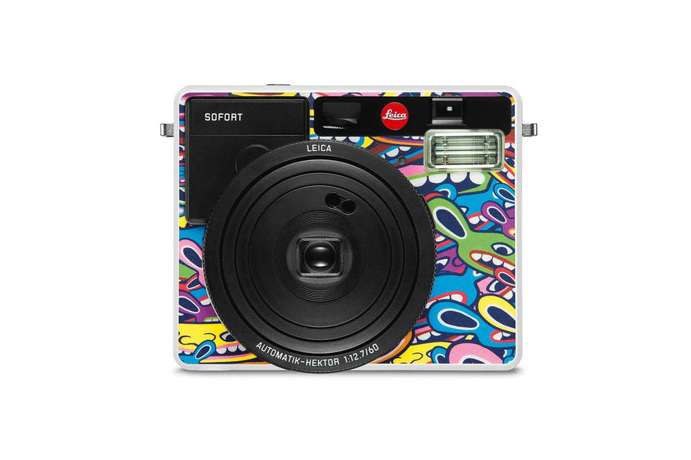 Jean Pigozzi Leica SOFORT Limoland Instant Camera