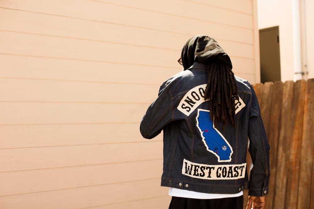 Levi's Levis Denim Jeans Trucker Jacket 50 Year Anniversary Celebration Karlie Kloss Romee Strijd Virgil Abloh CL Off-White Change the Rapper Irene Kim Snoop Dogg Solange