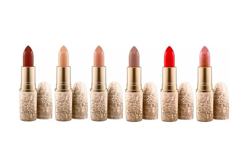MAC Holiday 2017 Snow Ball Makeup Collection Christmas Cosmetics Lipstick Eyeshadow Highlighter