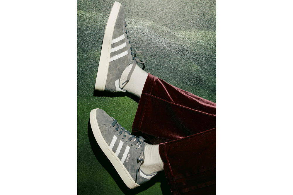 NAKED adidas Originals Campus Editorial