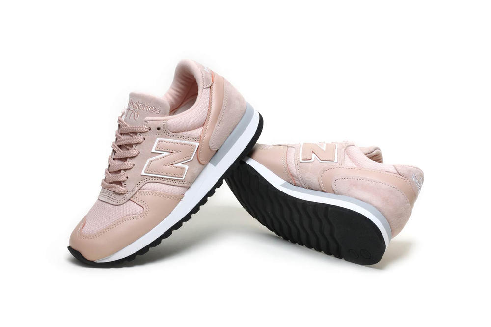 New Balance 770 Pink Grey