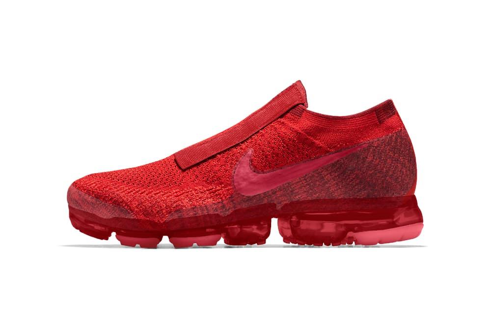 Nike Air VaporMax Laceless NIKEiD Customize