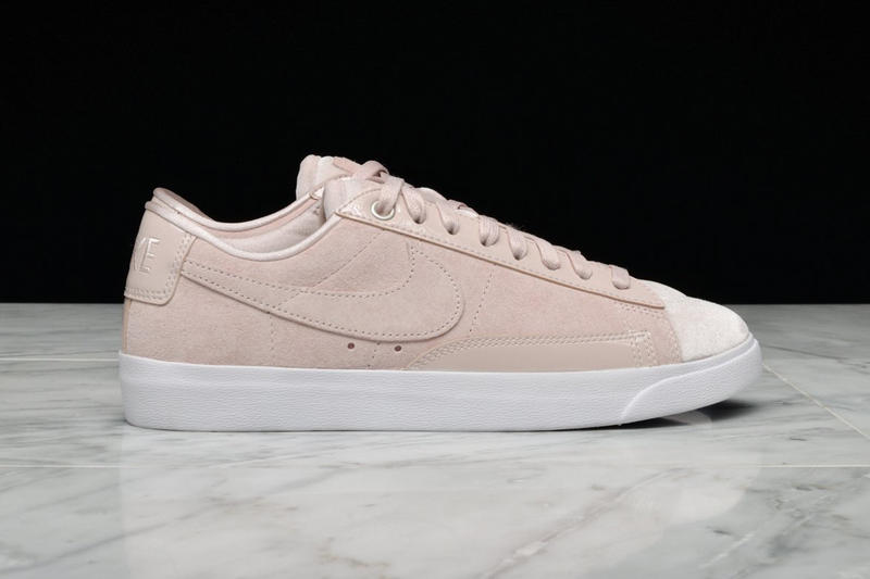 size 40 ddc06 6c67d Nike Blazer Low LX Paris Fashion Week Pack Silt Red Particle Pink Smokey  Mauve