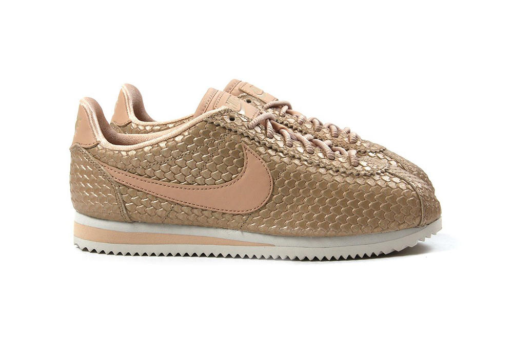 Nike Classic Cortez Blur Beige Orewood Brown Scales