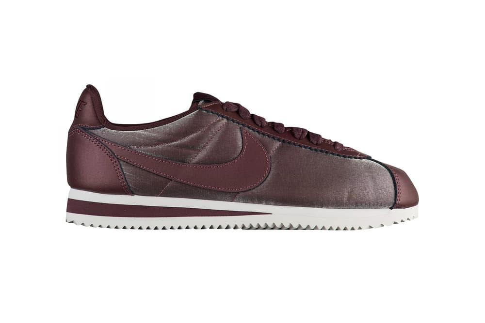 timeless design 547b3 e29c3 Nike's New Cortez Is a Metallic Mahogany Dream   HYPEBAE