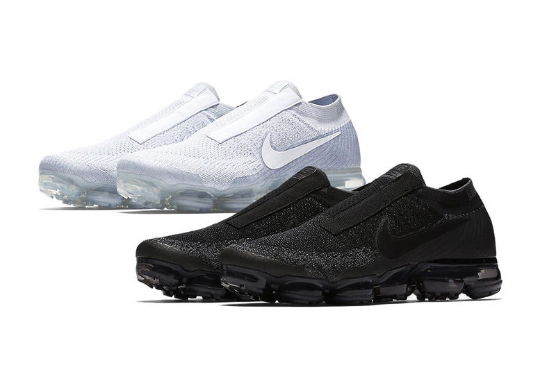 f53d9b7d0f1 Nike Air Vapormax Laceless Release Date December Sneaker Flyknit Sole Black  White Upper Innovative Silhouette Shoe