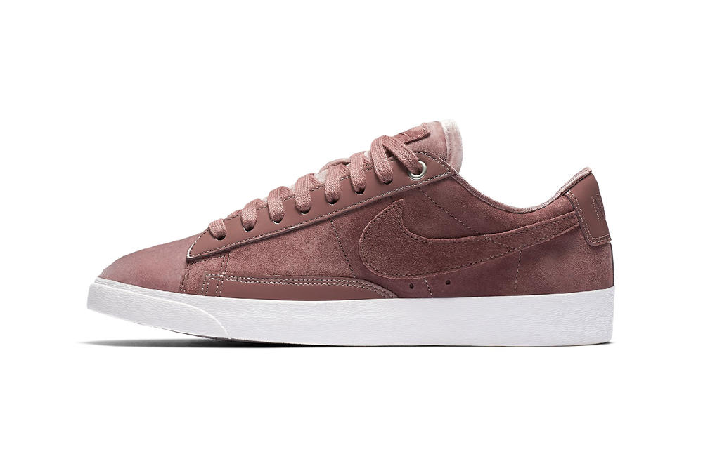 Nike Blazer Low LX Silt Red Particle Pink Smokey Mauve Burgundy Crush