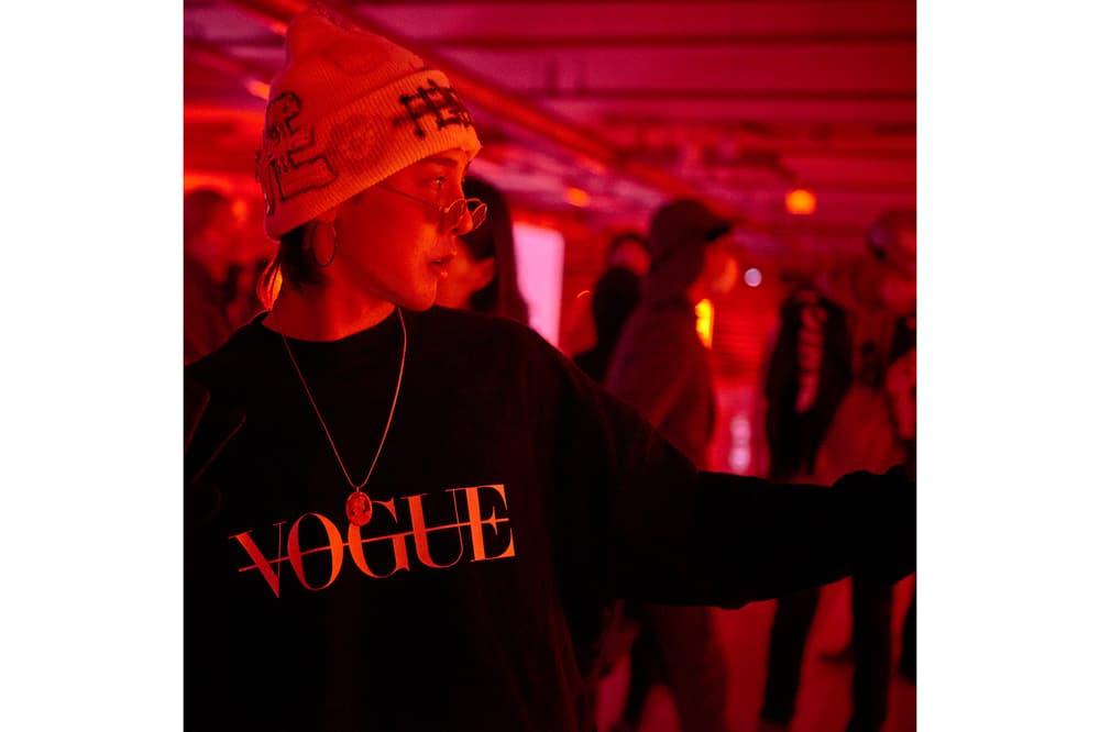 PEACEMINUSONE x Vogue Korea Pop-Up Seoul