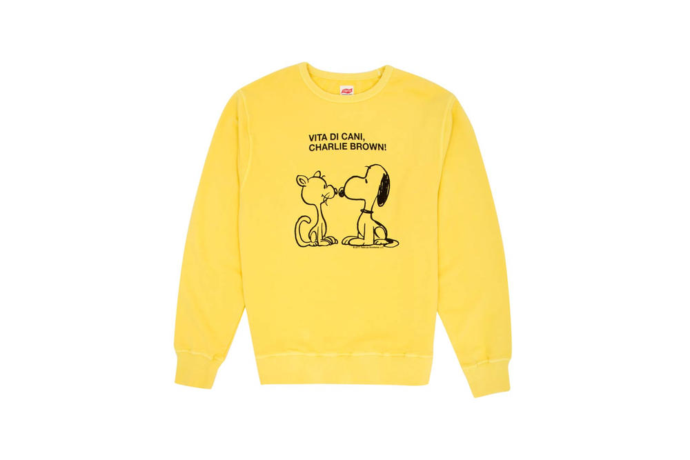 Peanuts TSPTR Garbstore 2017 Collection