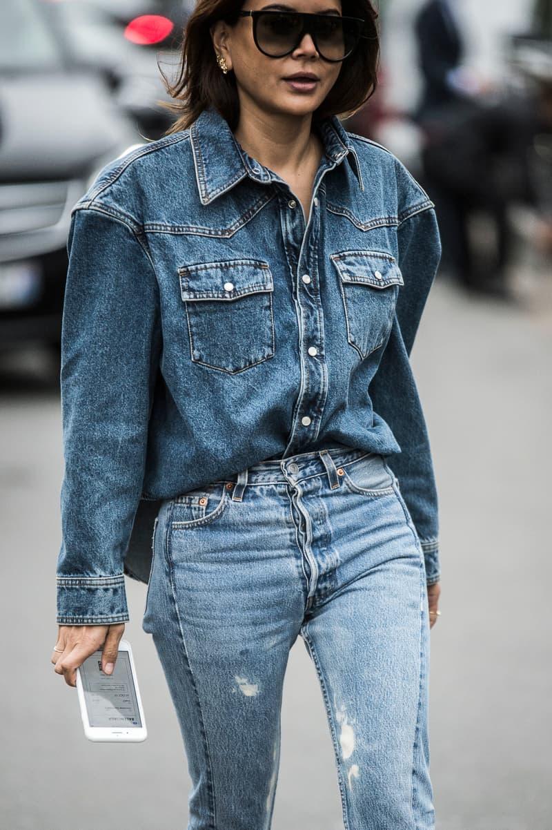 Paris Fashion Week Streetstyle Streetsnaps Photography Spring Summer 2018 Collection Louis Vuitton Gucci Alyx Prada Balenciaga PFW Chanel