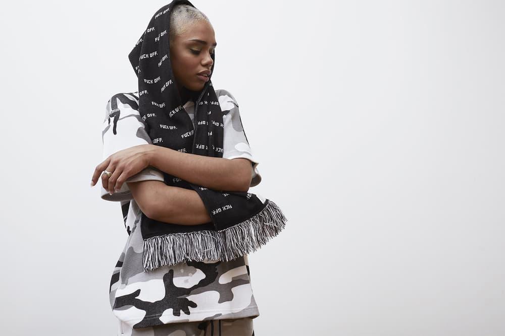 Raised by Wolves Fall 2017 Lookbook Women's Streetwear