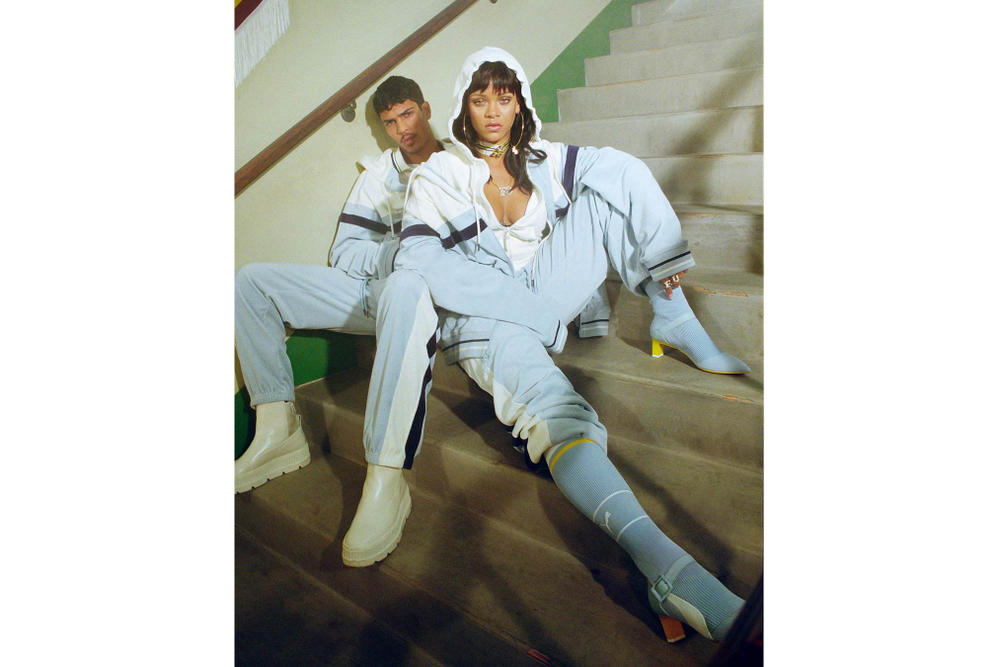 official photos fff0b b2269 Drop 2 of Rihanna s Fenty PUMA Fall Winter 2017 Collection Releases This  Week