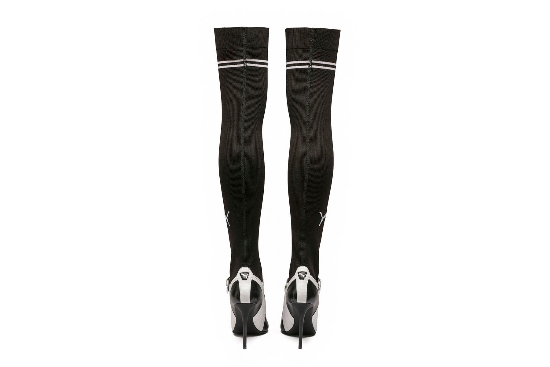 fenty knee high boots