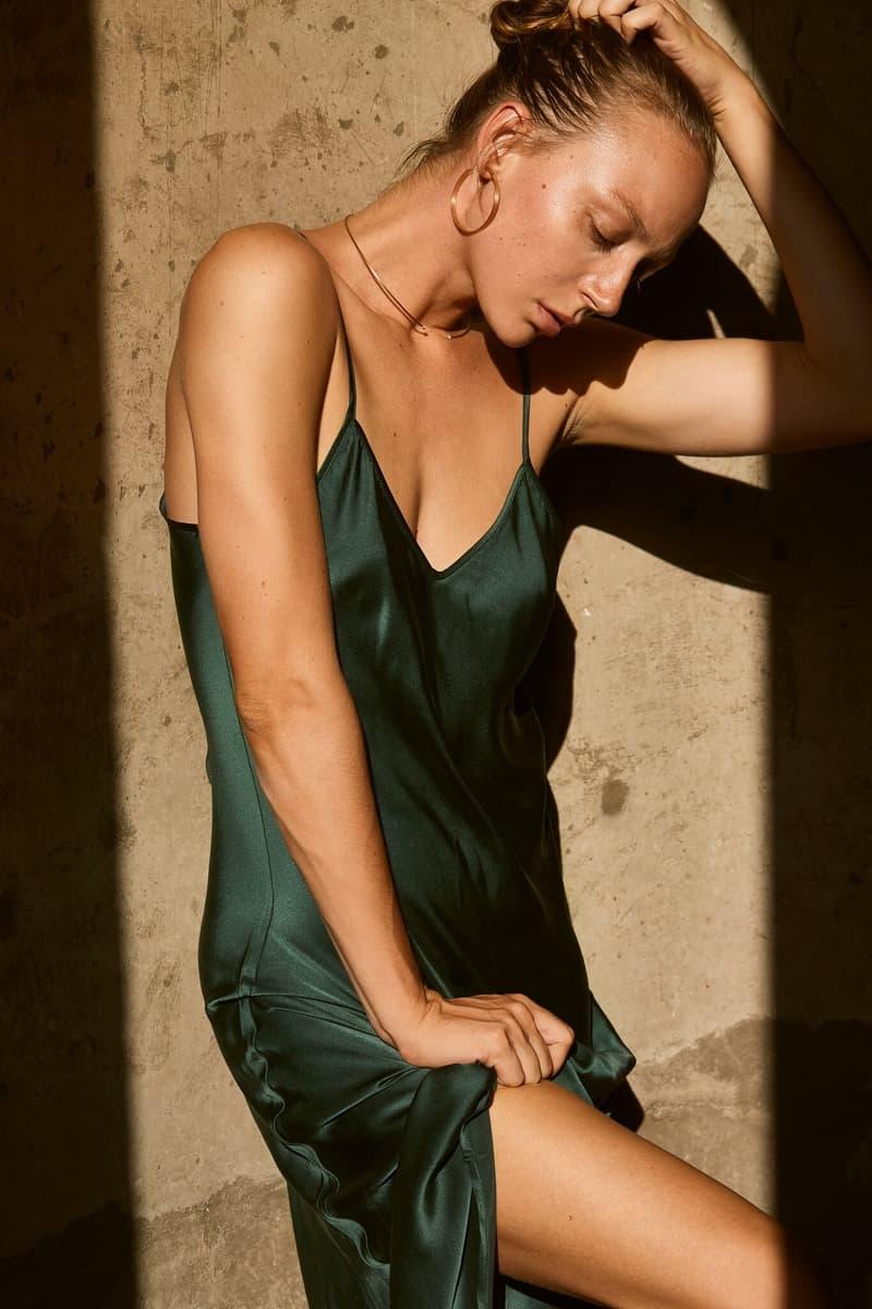 """Silk Laundry"" Australian Brand New Silk Basics Quality Slips Dresses Clothes Fashion"