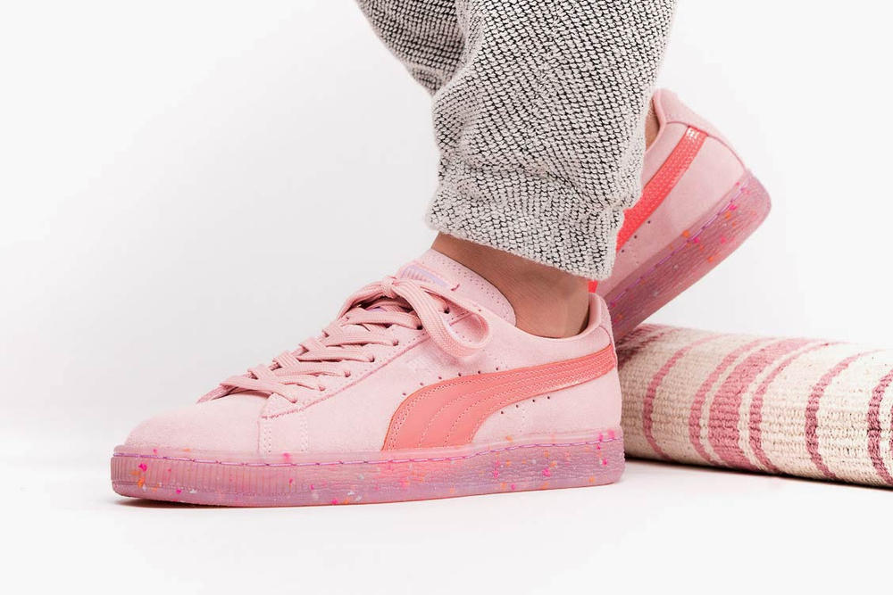official photos c8b24 5d035 Sophia Webster x PUMA New Suede in Crystal Rose | HYPEBAE