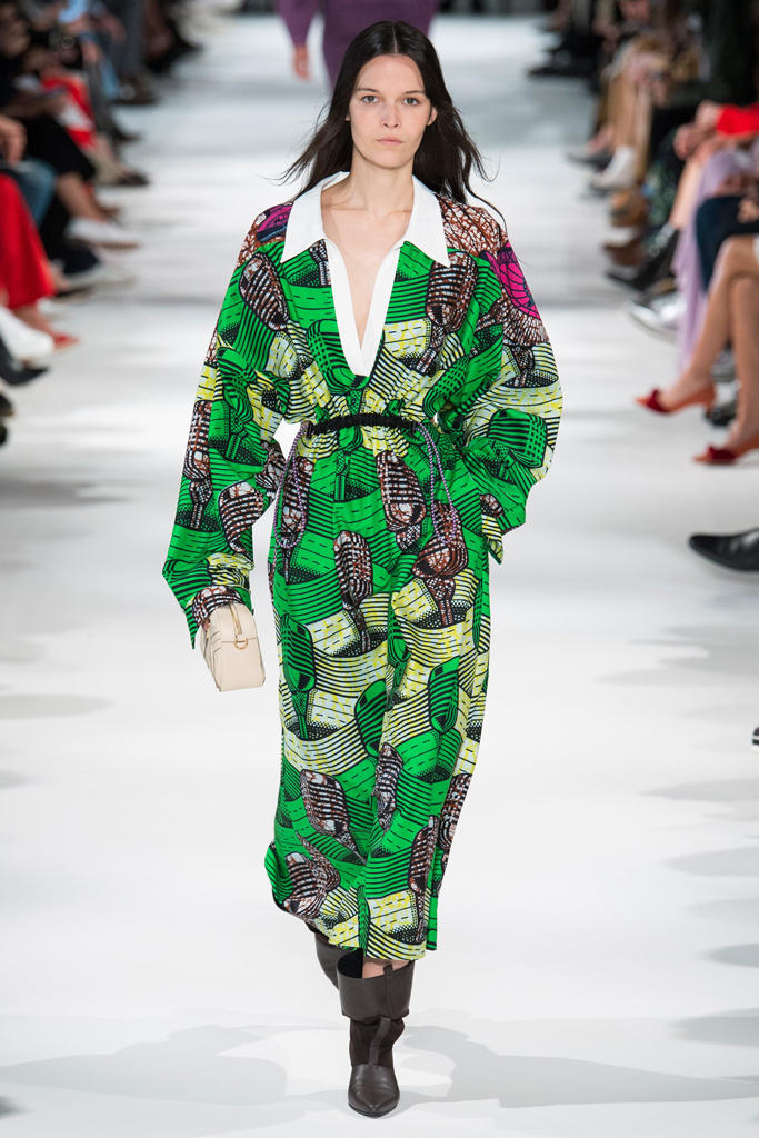 Stella McCartney Spring Summer Show 2018 Paris Fashion Week Runway Eco Friendly Sustainable Cruelty Free Practice Statement