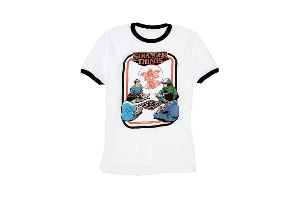 Stranger Things Season Two 2 Official Merchandise Fan Merch Demogorgon Hawkins Middle School Skateboard Decks October 27 Premiere