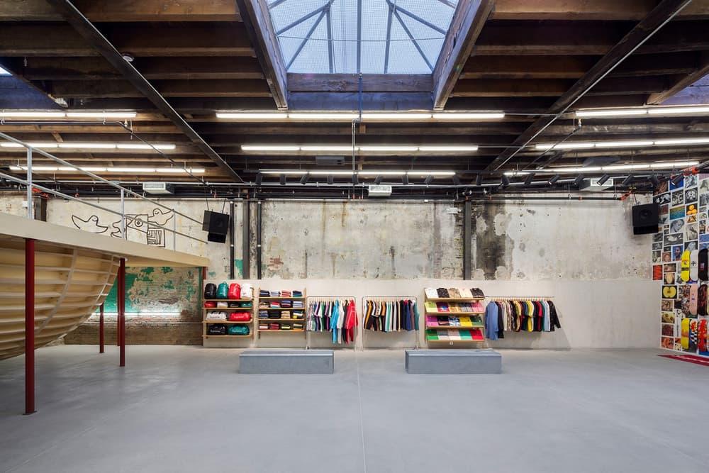 Supreme Brooklyn Store