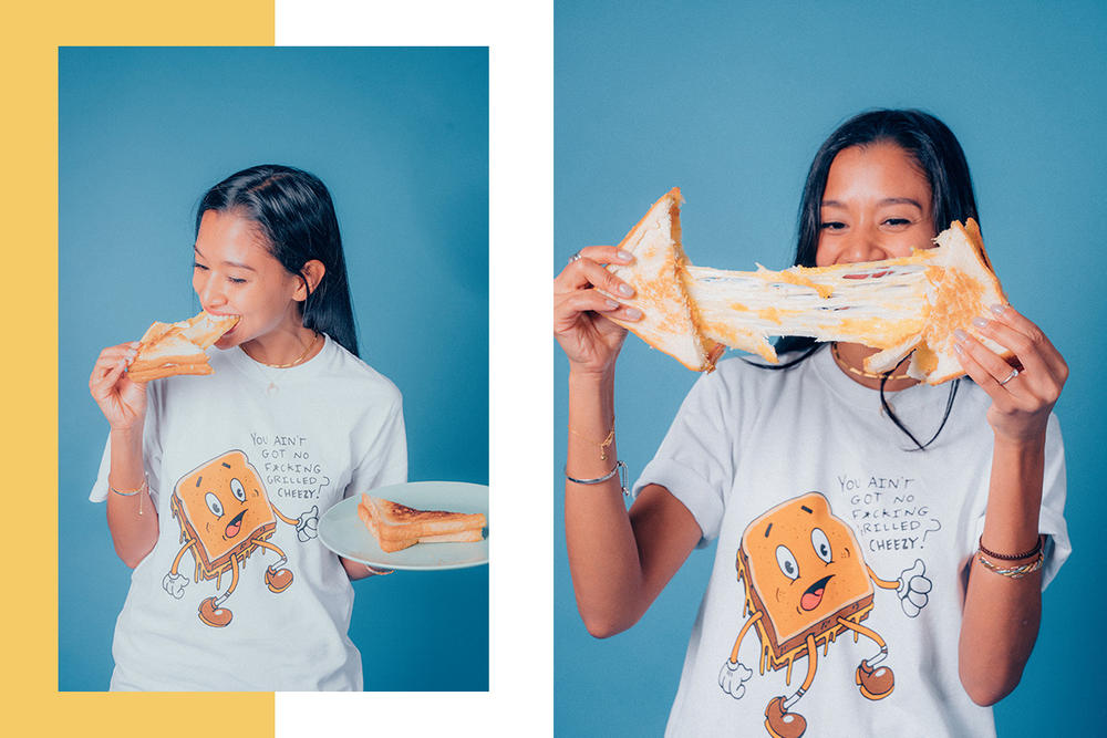 that food cray urban outfitters tees graphic t-shirt