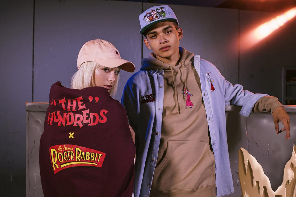 The Hundreds Who Framed Roger Rabbit Collection Disney Collaboration