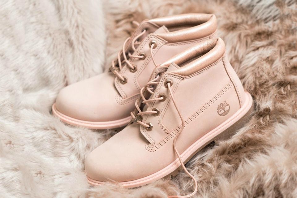 elige mejor extremadamente único los más valorados Timberland Nellie Chukka Double Boot in Pink | HYPEBAE
