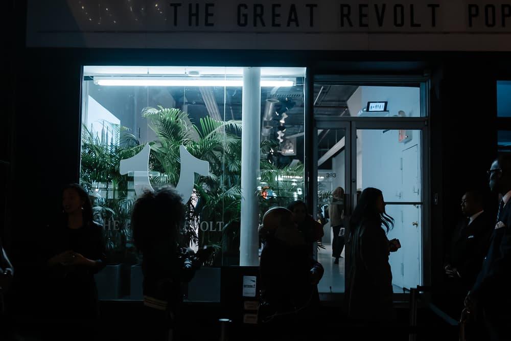 True Religion The Great Revolt Capsule Pop Up