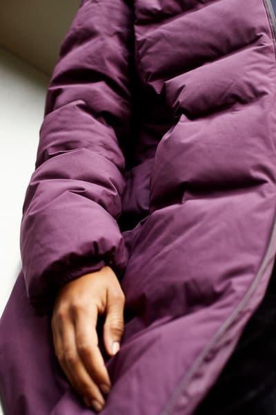 Uniqlo Seamless Down Jacket Fall Winter Coat cozy